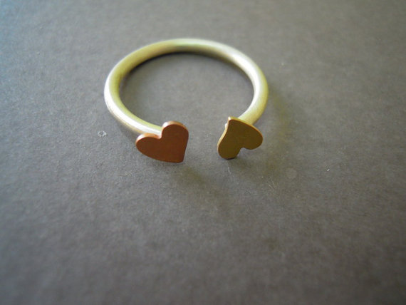 Hearts Ring